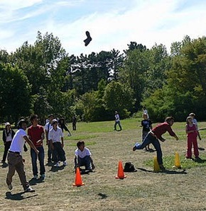 gumboot-throwing