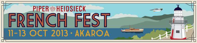New Zealand_Akaroa_Frenchfest